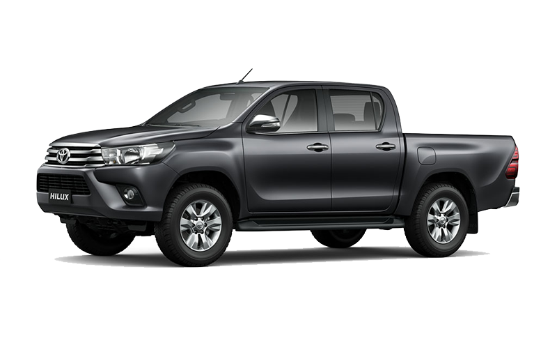 2.8GD Executive Double Cab 6-MT 4x4